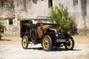 1910 Renault Type EK