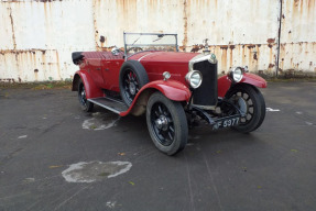 1927 Crossley 20.9