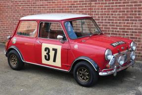 1969 Morris Mini Cooper