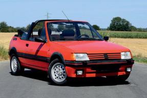 1987 Peugeot 205 CTi