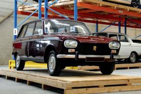 1967 Peugeot 204