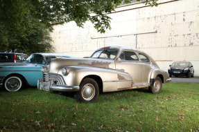 1946 Oldsmobile Dynamic