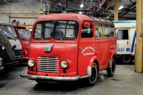1955 Peugeot D4