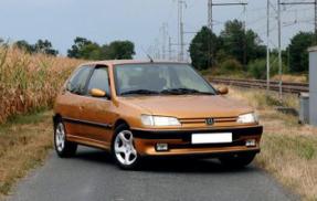 1996 Peugeot 306