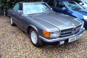 1984 Mercedes-Benz 280 SL