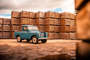 1982 Land Rover Series III