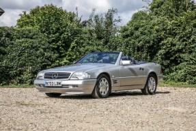 1996 Mercedes-Benz 500 SL