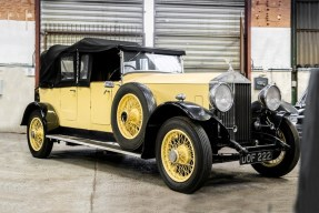 1929 Rolls-Royce 25/30hp