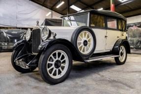 1929 Humber 14/40hp