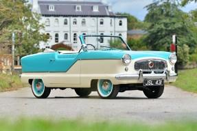 1957 Austin Metropolitan