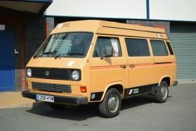 1986 Volkswagen Type 2 (T3)