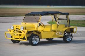 1966 Austin Mini Moke