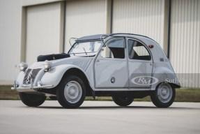 1965 Citroën 2CV Sahara