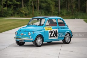 1965 Abarth Fiat 595