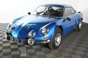 1977 Alpine A110