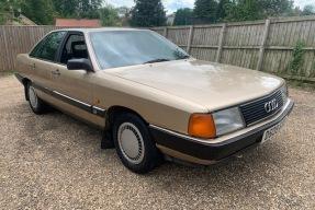 1987 Audi 100