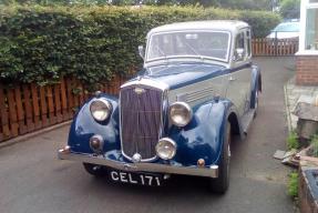 1936 Wolseley 12/48