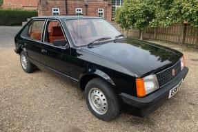 1982 Vauxhall Astra