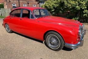 1959 Jaguar Mk II