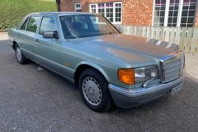 1987 Mercedes-Benz 500 SEL