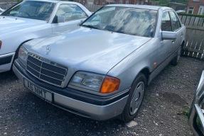 1994 Mercedes-Benz C 220