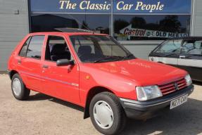 1995 Peugeot 205