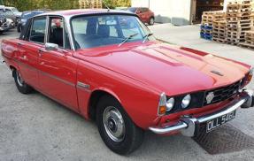 1972 Rover 2000