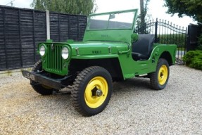 1946 Willys Jeep CJ2