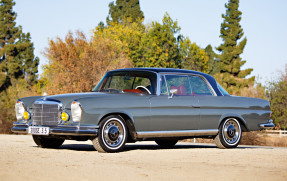 1971 Mercedes-Benz 280 SE Coupe