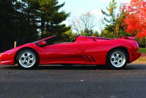 1997 1/2 Lamborghini Diablo VT Roadster