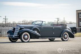 1934 Cadillac Series 370