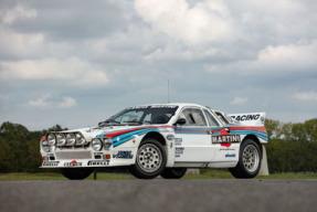1985 Lancia Rally 037