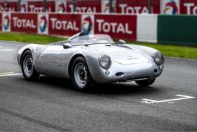 1957 Porsche 550