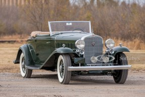 1932 Cadillac V-16
