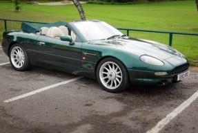 1998 Aston Martin DB7 Volante