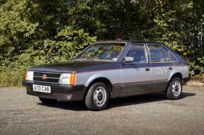 1984 Vauxhall Astra