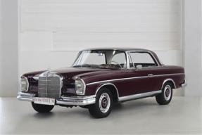 1964 Mercedes-Benz 300 SE Coupe