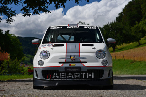 2009 Abarth 500 Assetto Corse