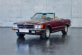 1972 Mercedes-Benz 450 SL