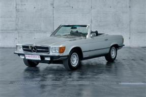 1971 Mercedes-Benz 350 SL