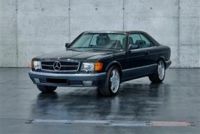 1989 Mercedes-Benz 560 SEC