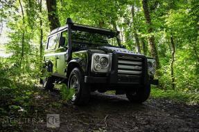 2008 Land Rover 90