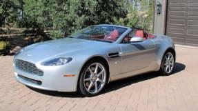 2007 Aston Martin V8 Vantage Volante