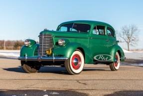 1938 Oldsmobile Two-Door
