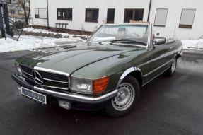 1980 Mercedes-Benz 280 SL