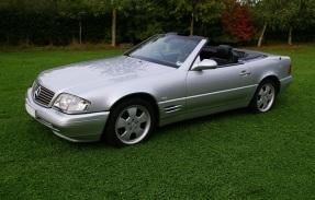 1999 Mercedes-Benz SL 500