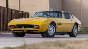 1973 Maserati Ghibli