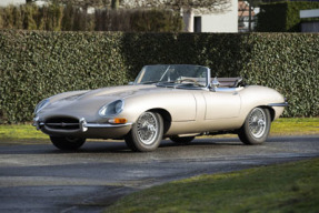 1965 Jaguar E-Type
