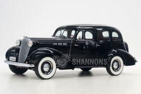1936 Oldsmobile Six