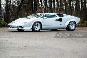 1984 Lamborghini Countach LP500 S